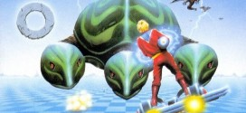 Retro Review: Space Harrier II