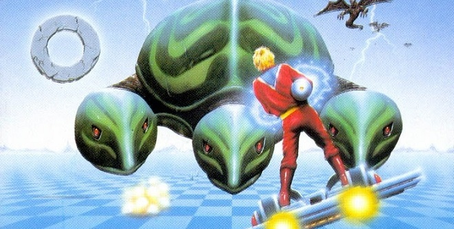 Photo of Retro Review: Space Harrier II