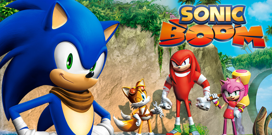 Photo of Sonic Boom animated series now available on Hulu