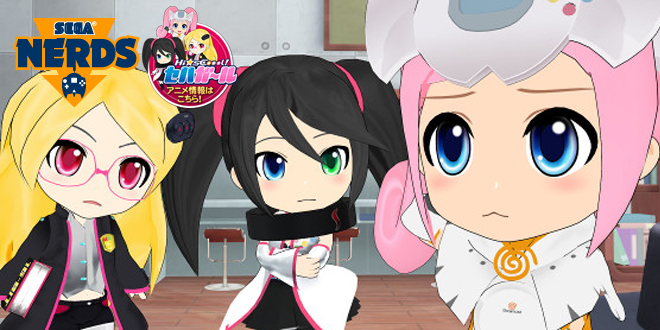 Photo of SEGA Hard Girls Anime Trailer and premiere date are released!