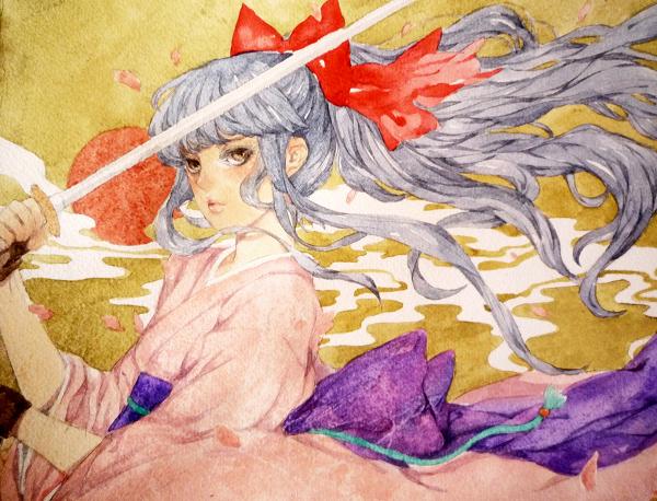Sakura Taisen by Keal