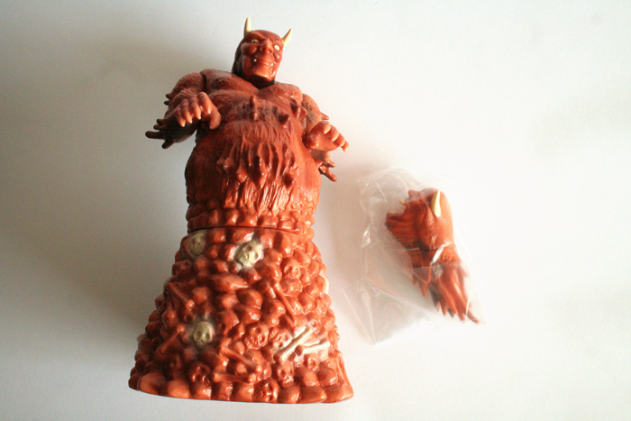 Altered Beast Aggar Figure by Geeklife