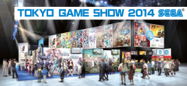 TGS 2014: SEGA's Game Lineup, Merch & Booth information