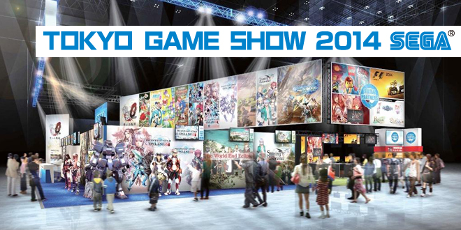 Photo of TGS 2014: SEGA's Game Lineup, Merch & Booth information