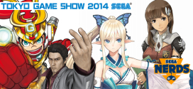 [TGS2014] SEGA Game Trailers report!