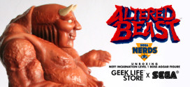 UNBOXING: Boss Aggar from Altered Beast Figure by GEEKLIFE