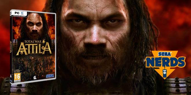 Photo of New Total War: Attila Announced