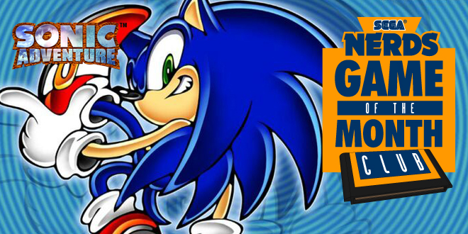 Photo of Sonic Adventure is September's Game of the Month