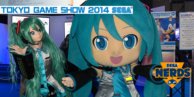 Photo of [TGS2014] Hatsune Miku report!