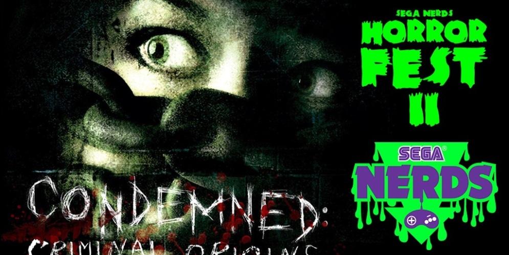 SEGA Horror Fest review: Condemned: Criminal Origins