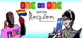 One on One with The Requiem: Bayonetta
