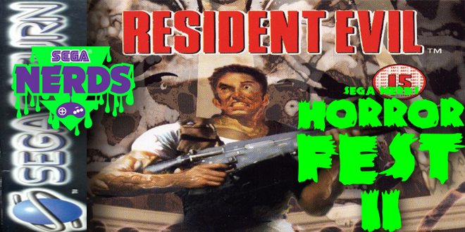 Photo of Sega Horror Fest Review: Resident Evil