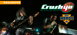 Exclusive: Crush 40 Live at Mexico