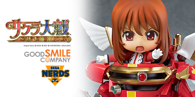 Photo of GoodSmile Company – Sakura Wars 3: Erica Fontaine & Koubu-F2 Nendroid