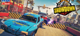 SEGA, Codemasters have a new arcade racer called Showdown