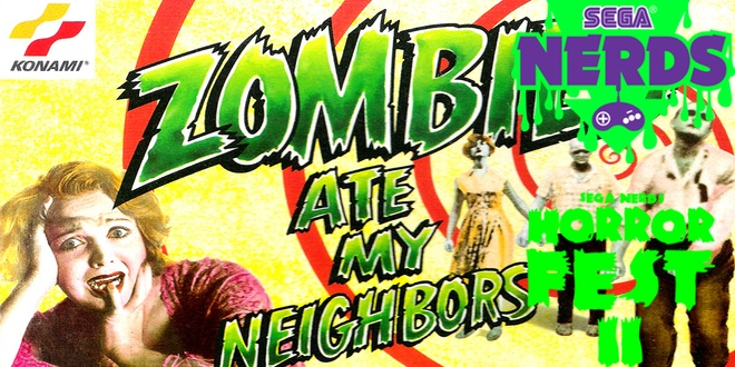 Photo of SEGA Horror Fest review: Zombies Ate My Neighbors