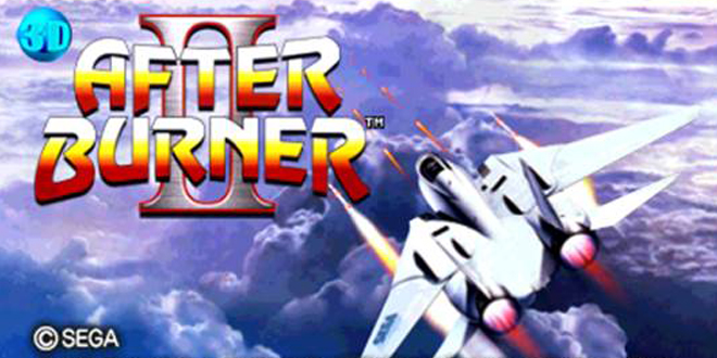 Photo of 3D After Burner II launches Jan. 15 in Europe