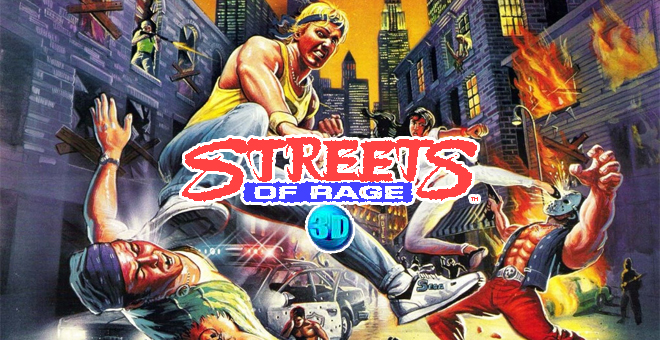 Photo of 3D Classics reviews: 3D Streets of Rage