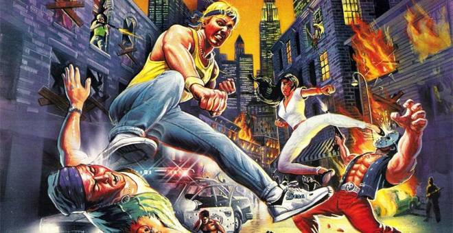 Photo of Streets of Rage Vintage Collection coming to Xbox One