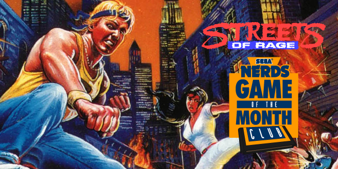 Photo of Streets of Rage is November's Game of the Month!