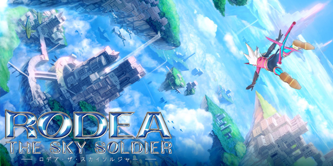 Photo of Peep this new Rodea: The Sky Soldier 3DS trailer