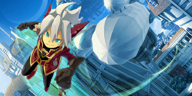 Photo of Yuji Naka's next game, Rodea: The Sky Soldier hits Japan in 2015