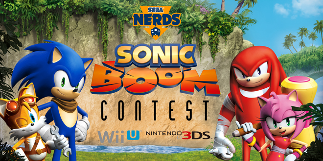 Photo of We're giving away two copies of Sonic Boom, here's how you can win