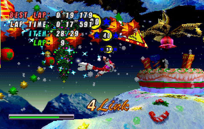 retro_review_christmas_nights_into_dreams_jesus_birthday_cake