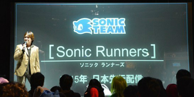 Photo of SEGA of Japan officially announces Sonic Runners