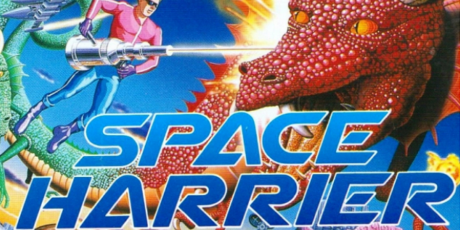 Photo of Yu Suzuki thinks Space Harrier VR would be a fun game