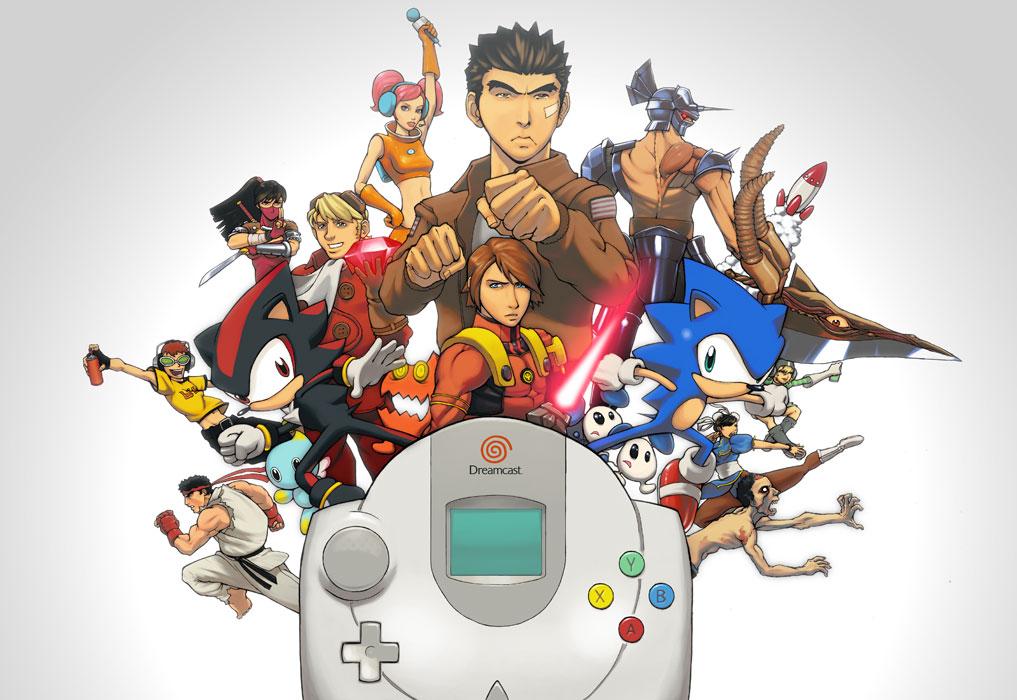 Dreamcast-sega-fan-art-ryo-hazuki-shenmue-ryu-street-fighter-jet-set-radio-space-channel-5-resident-evil-soul-calibur-dc-fanart-by_2dforever