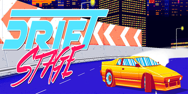 Photo of Drift Stage aims to bring back classic arcade racing