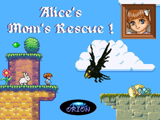 Photo of Hucast Games announces 2D platformer Alice's Mom's Rescue for Dreamcast