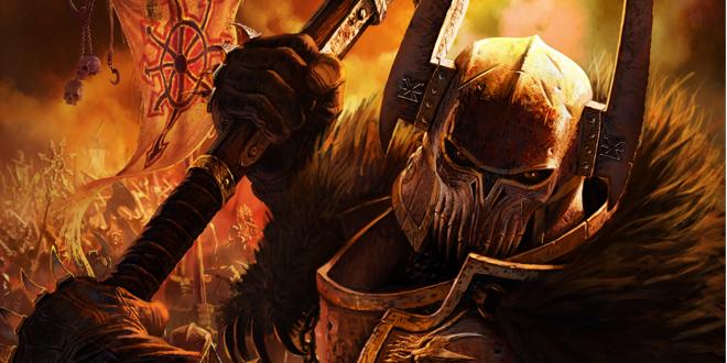 Photo of Total War: WARHAMMER announcement leaks in Art of War book