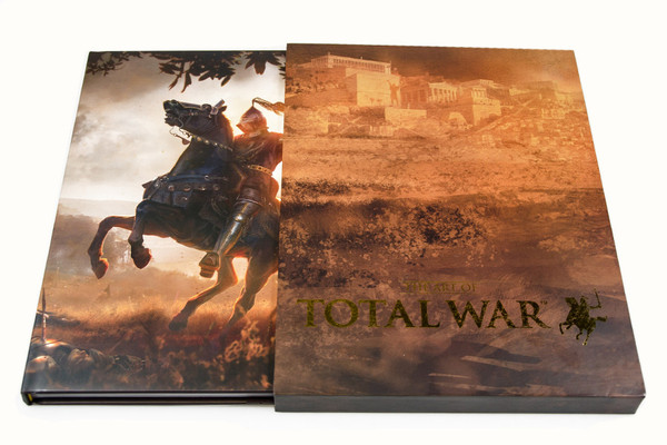 Photo of Pre-order the Art of Total War limited edition book