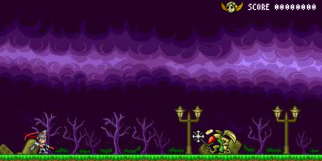 Photo of Platinum Games releases 8-bit Bayonetta browser game