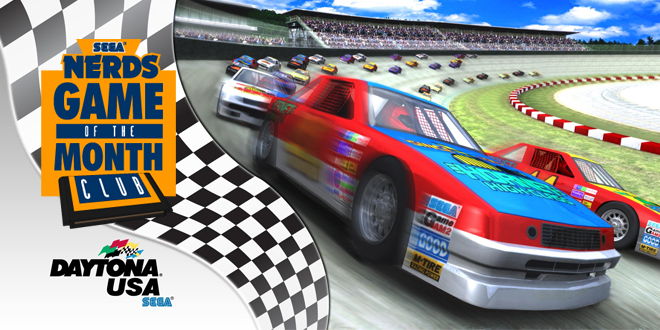 Photo of Daytona USA is February's Game of the Month!