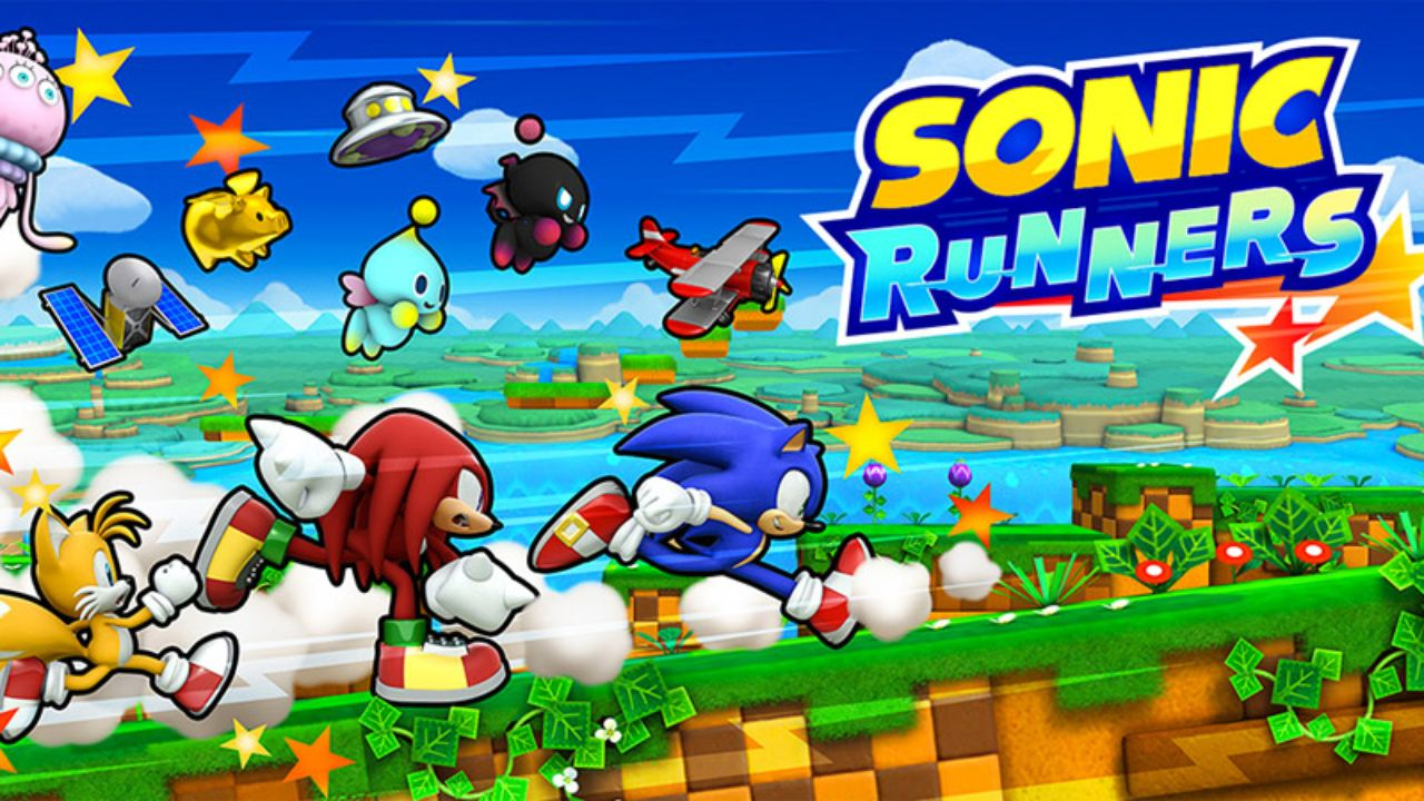 Photo of Sonic Runners OST Vol. 2 is now available for download