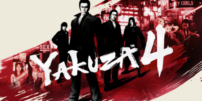 Photo of PSA: Yakuza 4 is now free for PS Plus subscribers