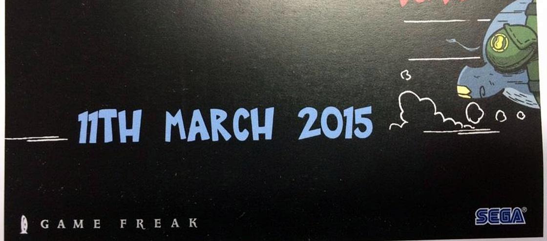 Photo of Game Freak and SEGA tease a future collaboration