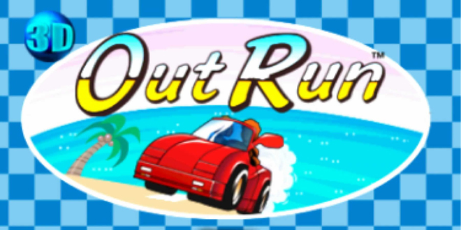 Photo of 3D Out Run now available on 3DS eShop