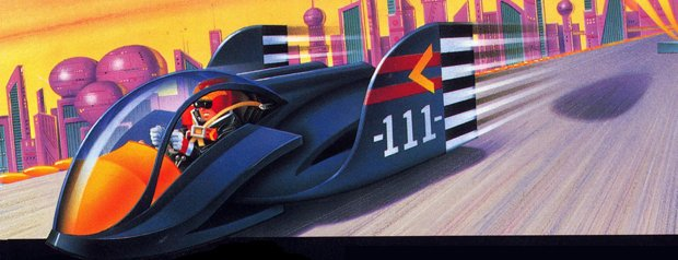 Photo of Take a look at F-Zero on the SEGA Genesis