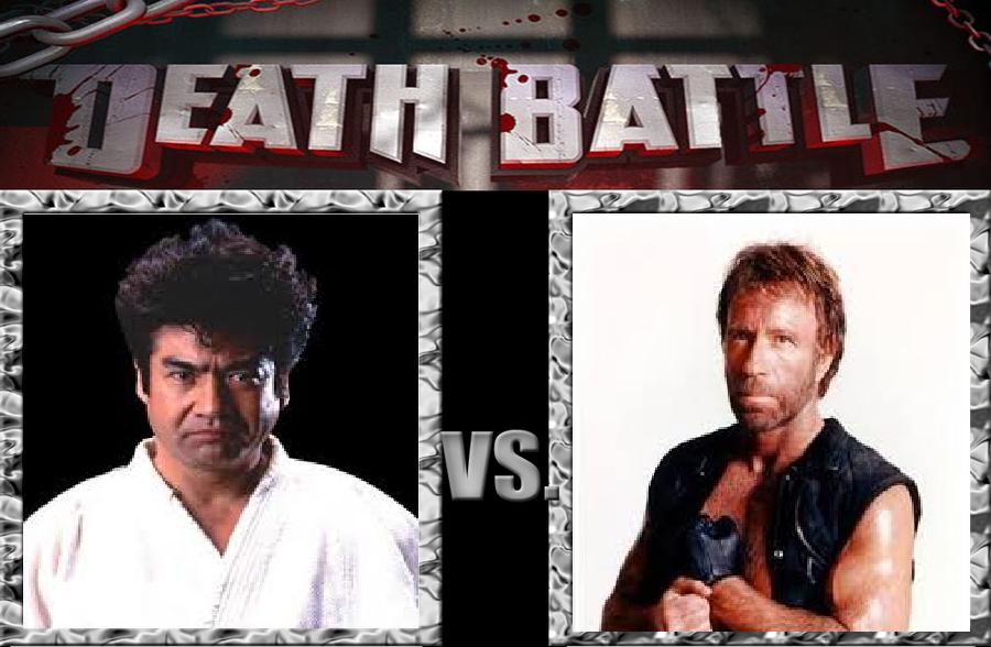 Photo of The latest DEATH BATTLE! features Chuck Norris vs. Segata Sanshiro