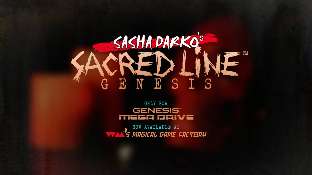 Photo of Sasha Darko is re-releasing Sacred Line Genesis for Steam on June 1st
