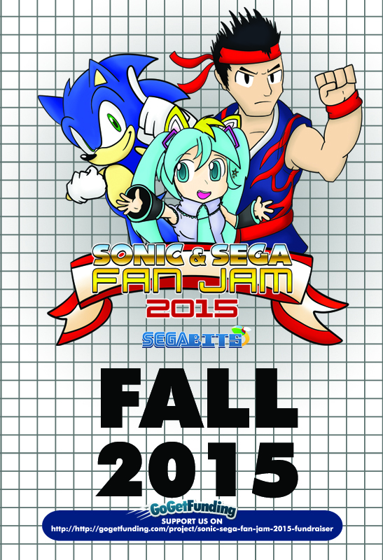 poster segabits sega fan jam 2105