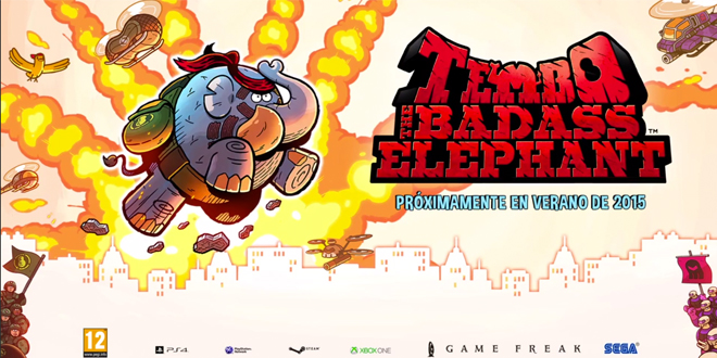 Photo of Tembo the Badass Elephant releases July 21