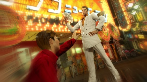 Photo of Yakuza 0 tops the Japanese game charts