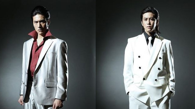 Photo of A TV spot for the 'Yakuza' stage play has been released