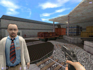 Forget about Freeman: The Dreamcast Half-Life port that never was