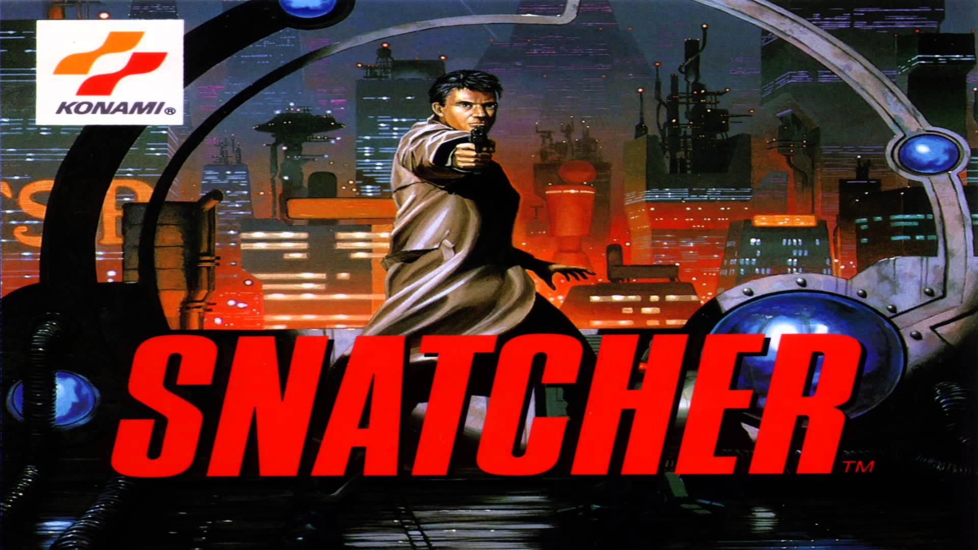 Photo of Konami's 'Snatcher' has been ported to the Virtual Boy